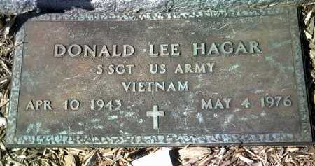 HAGAR (VETERAN VIET), DONALD LEE - Jackson County, Arkansas | DONALD LEE HAGAR (VETERAN VIET) - Arkansas Gravestone Photos