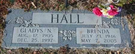 HALL, GLADYS N - Jackson County, Arkansas | GLADYS N HALL - Arkansas Gravestone Photos
