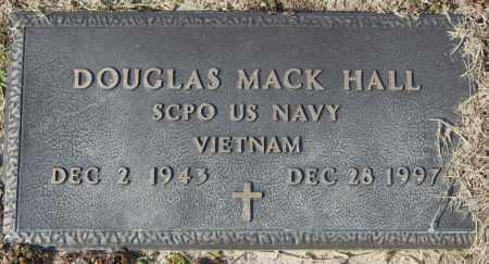 HALL (VETERAN VIET), DOUGLAS MACK - Jackson County, Arkansas | DOUGLAS MACK HALL (VETERAN VIET) - Arkansas Gravestone Photos