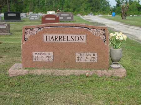 HARRELSON, THELMA B - Jackson County, Arkansas | THELMA B HARRELSON - Arkansas Gravestone Photos