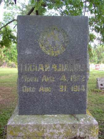 HARRIS, LUCIAN B - Jackson County, Arkansas | LUCIAN B HARRIS - Arkansas Gravestone Photos