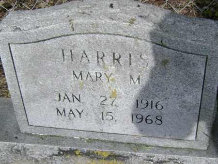 HARRIS, MARY M - Jackson County, Arkansas | MARY M HARRIS - Arkansas Gravestone Photos