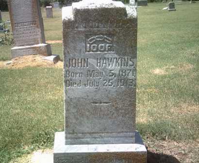 HAWKINS, JOHN W - Jackson County, Arkansas | JOHN W HAWKINS - Arkansas Gravestone Photos