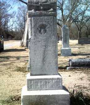 HERRING, ALBERT S - Jackson County, Arkansas | ALBERT S HERRING - Arkansas Gravestone Photos