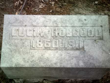 HOBGOOD, LUCIA - Jackson County, Arkansas | LUCIA HOBGOOD - Arkansas Gravestone Photos