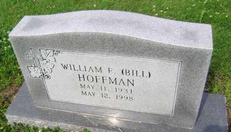 "HOFFMAN, WILLIAM F  ""BILL"" - Jackson County, Arkansas 