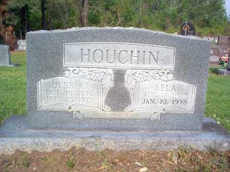 HOUCHIN, JESS R - Jackson County, Arkansas | JESS R HOUCHIN - Arkansas Gravestone Photos