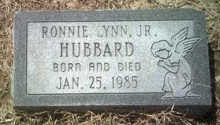 HUBBARD, JR, RONNIE LYNN - Jackson County, Arkansas | RONNIE LYNN HUBBARD, JR - Arkansas Gravestone Photos
