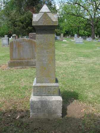 HUFF, L J - Jackson County, Arkansas | L J HUFF - Arkansas Gravestone Photos