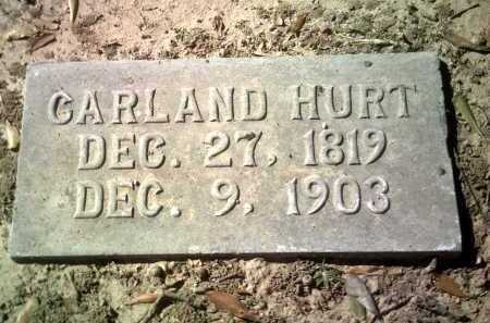 HURT, GARLAND - Jackson County, Arkansas | GARLAND HURT - Arkansas Gravestone Photos