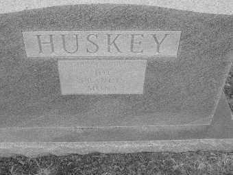 HUSKEY, FRANCES - Jackson County, Arkansas | FRANCES HUSKEY - Arkansas Gravestone Photos