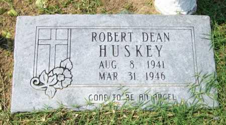 HUSKEY, ROBERT DEAN - Jackson County, Arkansas | ROBERT DEAN HUSKEY - Arkansas Gravestone Photos