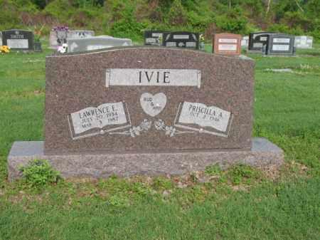 IVIE, LAWRENCE E - Jackson County, Arkansas   LAWRENCE E IVIE - Arkansas Gravestone Photos