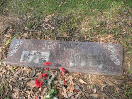 JEFFREY, ELMER - Jackson County, Arkansas | ELMER JEFFREY - Arkansas Gravestone Photos