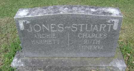 JONES, ARCHIE - Jackson County, Arkansas | ARCHIE JONES - Arkansas Gravestone Photos