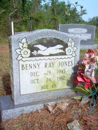 JONES, BENNY RAY - Jackson County, Arkansas | BENNY RAY JONES - Arkansas Gravestone Photos