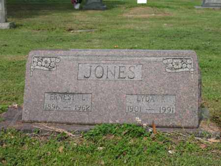 JONES, LYDA R - Jackson County, Arkansas | LYDA R JONES - Arkansas Gravestone Photos