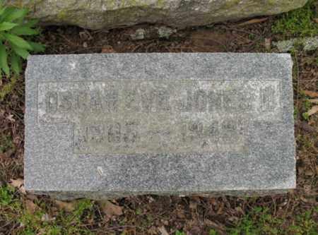 JONES II, OSCAR EVE - Jackson County, Arkansas | OSCAR EVE JONES II - Arkansas Gravestone Photos