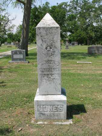 JONES, JAMES D - Jackson County, Arkansas   JAMES D JONES - Arkansas Gravestone Photos