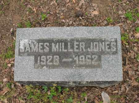 JONES, JAMES MILLER - Jackson County, Arkansas | JAMES MILLER JONES - Arkansas Gravestone Photos