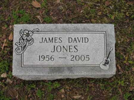 JONES, JAMES DAVID - Jackson County, Arkansas | JAMES DAVID JONES - Arkansas Gravestone Photos