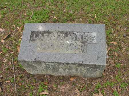 JONES, LACY R - Jackson County, Arkansas   LACY R JONES - Arkansas Gravestone Photos