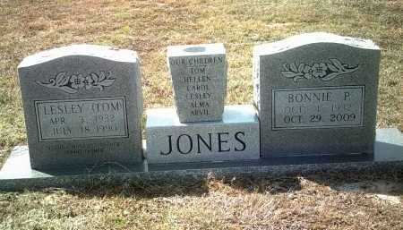 "JONES, LESLEY ""TOM"" - Jackson County, Arkansas | LESLEY ""TOM"" JONES - Arkansas Gravestone Photos"