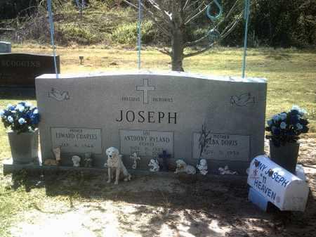 "JOSEPH, ANTHONY RYLAND ""TONY"" - Jackson County, Arkansas   ANTHONY RYLAND ""TONY"" JOSEPH - Arkansas Gravestone Photos"