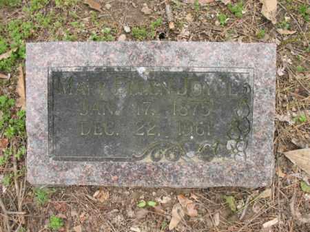 JOYCE, MARY ELLEN - Jackson County, Arkansas   MARY ELLEN JOYCE - Arkansas Gravestone Photos