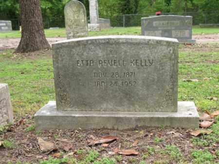KELLY, ETTA - Jackson County, Arkansas | ETTA KELLY - Arkansas Gravestone Photos