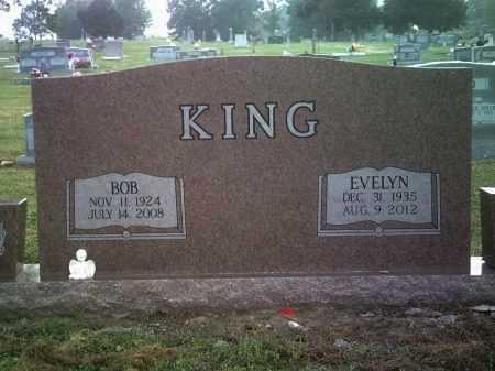 KING, BOB - Jackson County, Arkansas | BOB KING - Arkansas Gravestone Photos