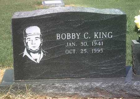 KING, BOBBY C - Jackson County, Arkansas | BOBBY C KING - Arkansas Gravestone Photos