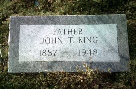 KING, JOHN T - Jackson County, Arkansas | JOHN T KING - Arkansas Gravestone Photos