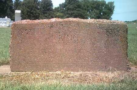 KING, LULA - Jackson County, Arkansas | LULA KING - Arkansas Gravestone Photos
