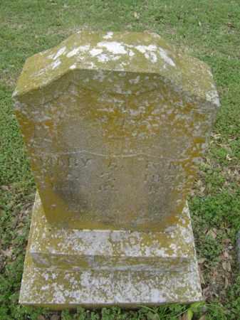 KING, MARY A - Jackson County, Arkansas | MARY A KING - Arkansas Gravestone Photos