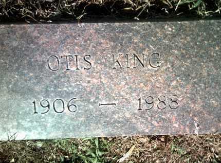 KING, OTIS - Jackson County, Arkansas | OTIS KING - Arkansas Gravestone Photos