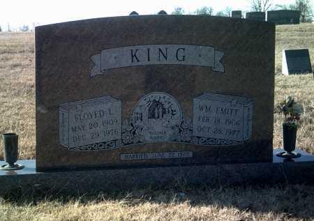 KING, FLOYED L - Jackson County, Arkansas   FLOYED L KING - Arkansas Gravestone Photos