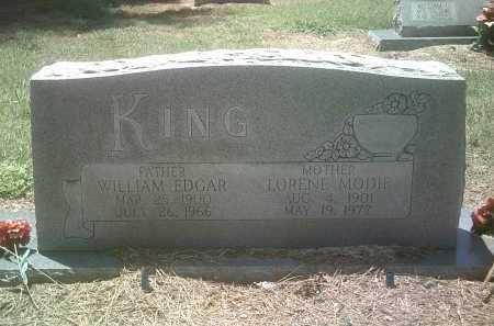 KING, LORENE - Jackson County, Arkansas | LORENE KING - Arkansas Gravestone Photos