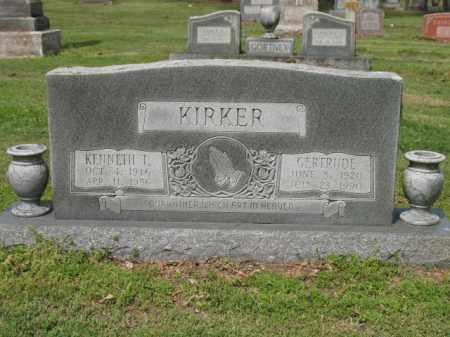 KIRKER, KENNETH T - Jackson County, Arkansas | KENNETH T KIRKER - Arkansas Gravestone Photos