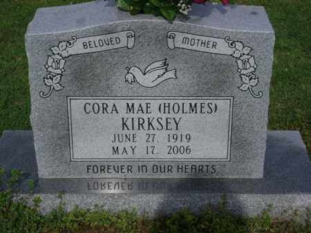 KIRKSEY, CORA MAE - Jackson County, Arkansas | CORA MAE KIRKSEY - Arkansas Gravestone Photos
