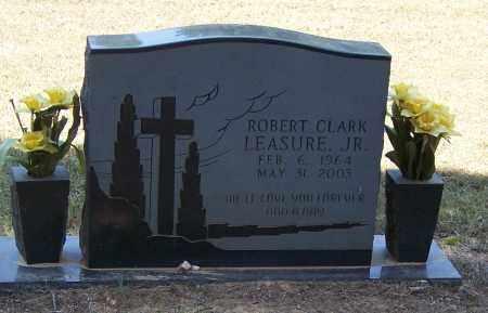 LEASURE JR, ROBERT CLARK - Jackson County, Arkansas | ROBERT CLARK LEASURE JR - Arkansas Gravestone Photos