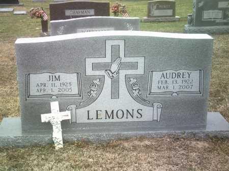 LEMONS, AUDREY VIRGINIA - Jackson County, Arkansas | AUDREY VIRGINIA LEMONS - Arkansas Gravestone Photos