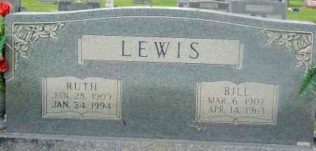 KOETTEL LEWIS, RUTH - Jackson County, Arkansas | RUTH KOETTEL LEWIS - Arkansas Gravestone Photos