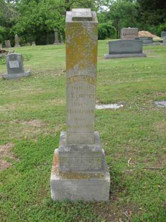 LINDSEY, LENNEY L - Jackson County, Arkansas | LENNEY L LINDSEY - Arkansas Gravestone Photos
