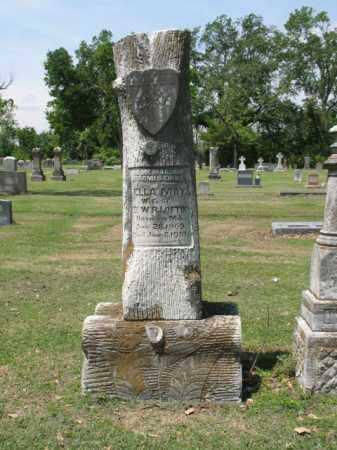 LOFTIN, ELLA MAY - Jackson County, Arkansas   ELLA MAY LOFTIN - Arkansas Gravestone Photos