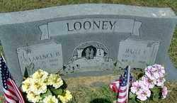 LOONEY, CLARENCE H - Jackson County, Arkansas | CLARENCE H LOONEY - Arkansas Gravestone Photos
