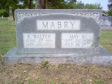 MABRY, MAY M - Jackson County, Arkansas | MAY M MABRY - Arkansas Gravestone Photos