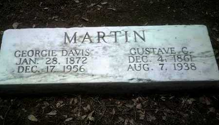 MARTIN, GEORGIE - Jackson County, Arkansas   GEORGIE MARTIN - Arkansas Gravestone Photos