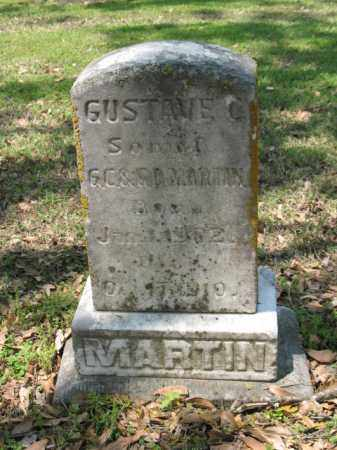 MARTIN, JR, GUSTAVE C - Jackson County, Arkansas | GUSTAVE C MARTIN, JR - Arkansas Gravestone Photos