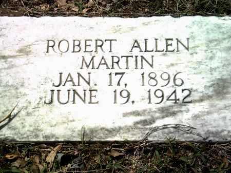 MARTIN, ROBERT ALLEN - Jackson County, Arkansas   ROBERT ALLEN MARTIN - Arkansas Gravestone Photos